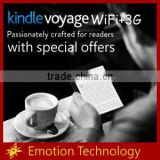 Amazon All-New Kindle Voyage WiFi+3G with special offers Wholesales Electronic Books reader Kindle Voyage