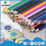 Great hexagonal coloring pencil set for adult coloring books