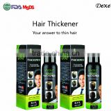 Spray type instant thickening black hair fibers for men                                                                         Quality Choice                                                                     Supplier's Choice