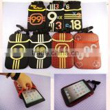 Waterproof pouch bag with neck strap for samsung galaxy tab T310 tablets waterproof bag wholesale