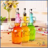 Eco-Friendly Hot Selling Wholesale Oil Bottle Glass Bottle for Vinegar