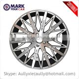 Forged Sliver Car Wheel Rims by CGCG Semi Forged alloy wheel 22 inch CGCG300