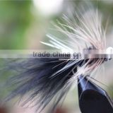 Beadhead Black Body Woolyworm Woolly Buggers Humongous Streamers Fly Fishing Flies Lures