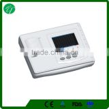 CE FDA Digital Portable ECG/EKG Machine 3-channel,12 leads ECG Monitor, PROWAY Electrocardiograph ECG-KX1203