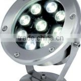 latest design multi-color marine underwater led light with 2 years warranty CE ROHS approved