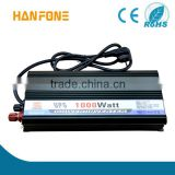 Car dc 12v to ac 240v inverter 1000w car battery charge inverter for air conditioner