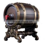 INQUIRY about 5L 10L 25L Wooden Barrel for wine bags