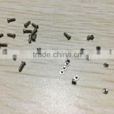 1 mm micro screws non-standard screws