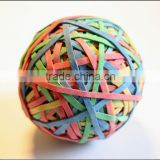 High Quality Colored Silicone Rubber Band Ball , Silicone Rubber Band Ball Made In Thailand