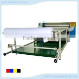 1.7M printing fabric,t-shirt, advertisements roller subliamtion heat transfer machine with CE