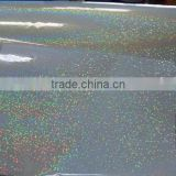 cheap Colored Transparent Holographic Projection Film for Printing Paper 0086 13523526889