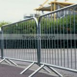 Professional production world cup new crowd control barriers/traffic plastic pliable barrier
