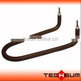 tubular heating elements for iron