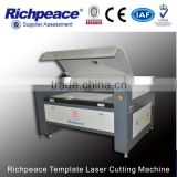 2014 The Foregoer Richpeace Garment Template Laser Cutting Machine Unique design patented rights products