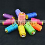 100% spun polyester yarn sewing thread for industrial use