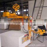 Vacuum lifter for carbon brick and stone