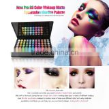 Beauty Cosmetics Private Label Eyeshadow Palette 88 Colors Make Up Cosmetics Eyeshadow