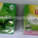 Green Tea :: Lip-ton Green Tea ::10 Tea Bag Box :: Green Tea / Jasmine GT ::India