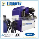 CNC Vertical Full Hydraulic Pipe and Tube Profile Bending Machine with Arc Adjustable(HW-180)