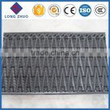 2016 Hot sale 730mm/750mm cooling tower filings, black square cooling tower fill