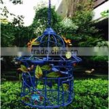 Bird Cage With Mathing Hanging Chain