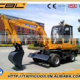 CBL-80 hydrualic wheel excavator for sale