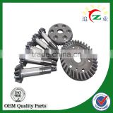 all kinds of gears of gear box for three wheel motorcycle
