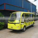 11 passenger personal 4 wheel transport electric sightseeing car