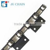 Heavy Duty Carbon Steel Double Pitch Conveyor Chain Attachments
