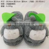 Wholesale My Neighbor Totoro Plush slippers for kids Totoro toy slippers plush cheap price