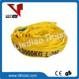 Home Products Products Round Endless Cargo Webbing Sling Polyester Soft Lifting Sling Round Endless Cargo Webbing Sling