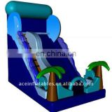 new tropical inflatable water slide