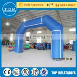 Plato supermarket entrance gate balloon inflatable arch rental with great price