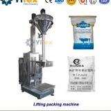 Lifting packing machine