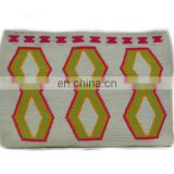 White And Red Color Pouch