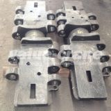 FUWA QUY100 track shoe track pad for crawler crane  FUWA QUY90