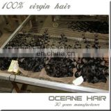 Top grade virgin soft remy unprocessed cheap three part lace closure