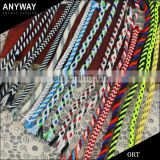 Braided Honor Cords Two or Three Color Intertwined
