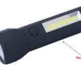 3w cob+1Led worklight Portable led work light