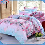 Fashion new design polyester microfiber disperse printing bed sheet fabric for home textile