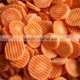hot sale high quality frozen bulk carrot