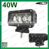 5inch 40w led light bar,car accessory,waterproof,for off road 4x4,SUV,ATV,4WD,truck,UTV,CE,IP67,RoHs