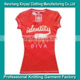 China Factory Women Clothes T Shirts Supplier Cheap Enough Stock Find Clothing Buyer