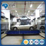 hote sale fully automatic car parking equipment
