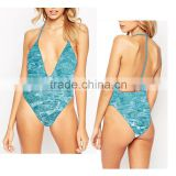 (ODM/OEM Factory)OEM hot sexy girls custom print bikinis, sexy bikini young girl photo tiny bikinis swimwear one piece women oem