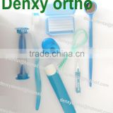 Denxy supply good quality dental orthodontic mouth Kit / oral care kits with FDA approved