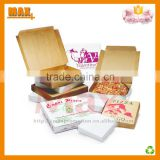Factory Wholesale Low MOQ Pizza Delivery Box Italy Manufacturer                                                                         Quality Choice