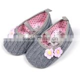Wholesale Many Colors Baby Shoes Girl Lovely Flower Infant Shoes Children Frewalk Soft Sole Learther Baby Shoes                                                                         Quality Choice