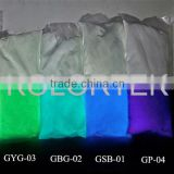 Good price glow in the dark pigment, glowing pigment powder                                                                         Quality Choice