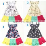wholesale children's boutique clothing kids clothes girl dress baby clothes                                                                         Quality Choice